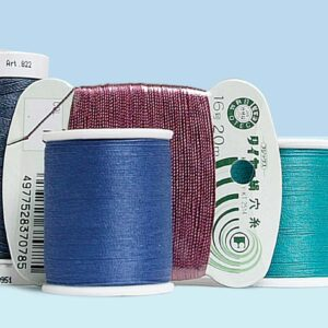 Buttonhole twist, topstitching thread, or cordonnet