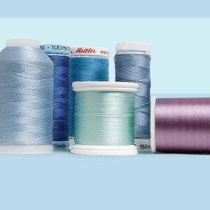 Construction sewing thread