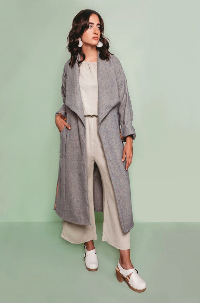 Friday Pattern Company Cambria Duster