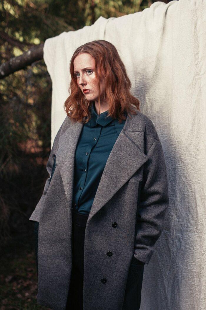 Named Patterns Gaia Coat