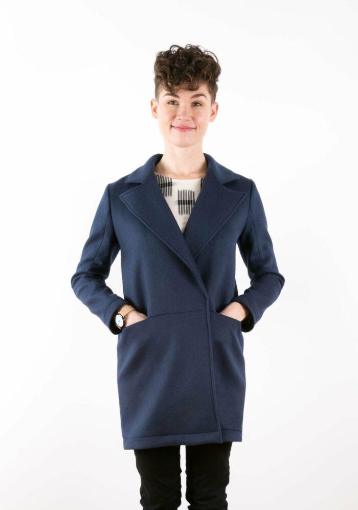 Grainline Studio Yates Coat