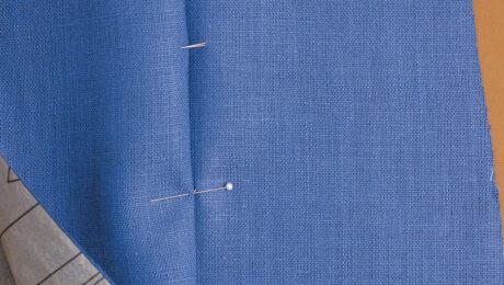 marking darts with pins
