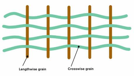 woven grain