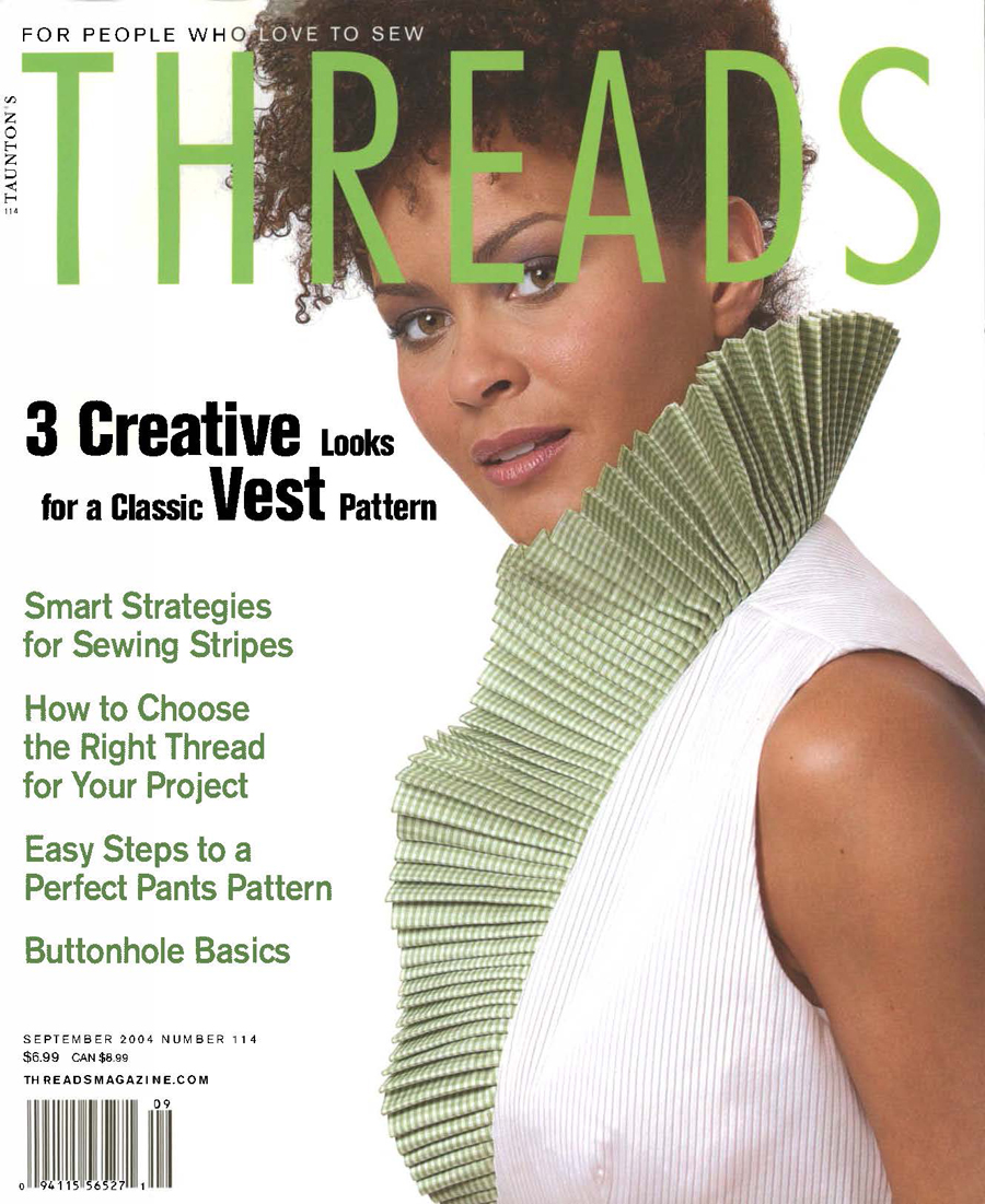Threads #114 Front Cover