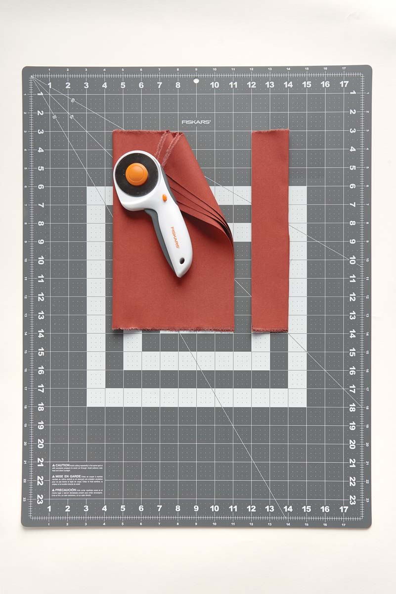 Fiskars self-healing rotary cutting mat