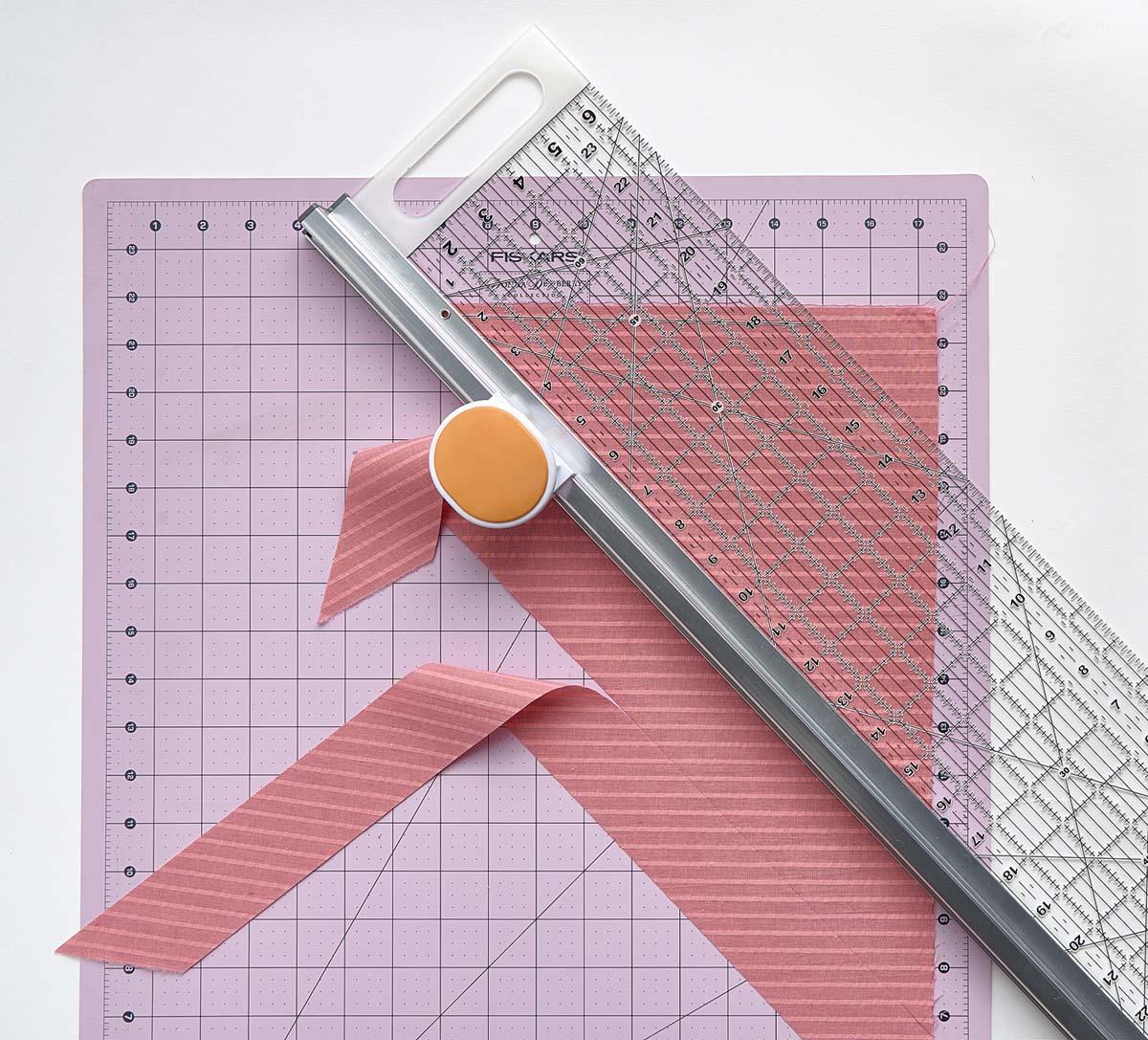 Fiskars Rotary Cutter & Ruler Combo, $36.42 (AllStitch.net).