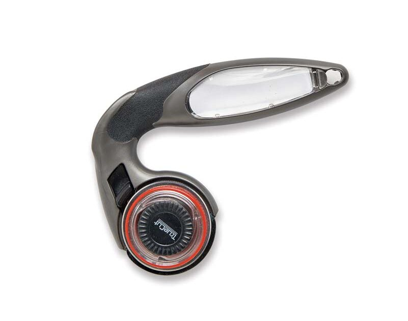 My Comfort Cutter, 45 mm, $32.95 (GraceFrame.com).