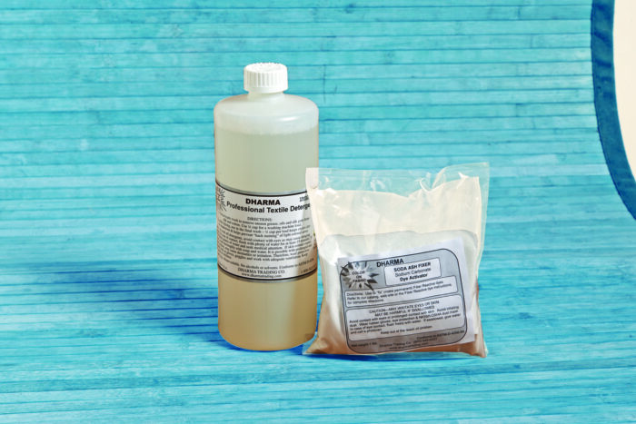 Textile detergent & soda ash