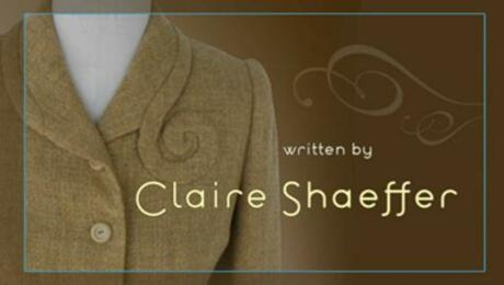 Conclusion from Couture Expert Claire B. Shaeffer