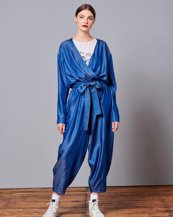 Burda Style Jumpsuit Sewing Pattern