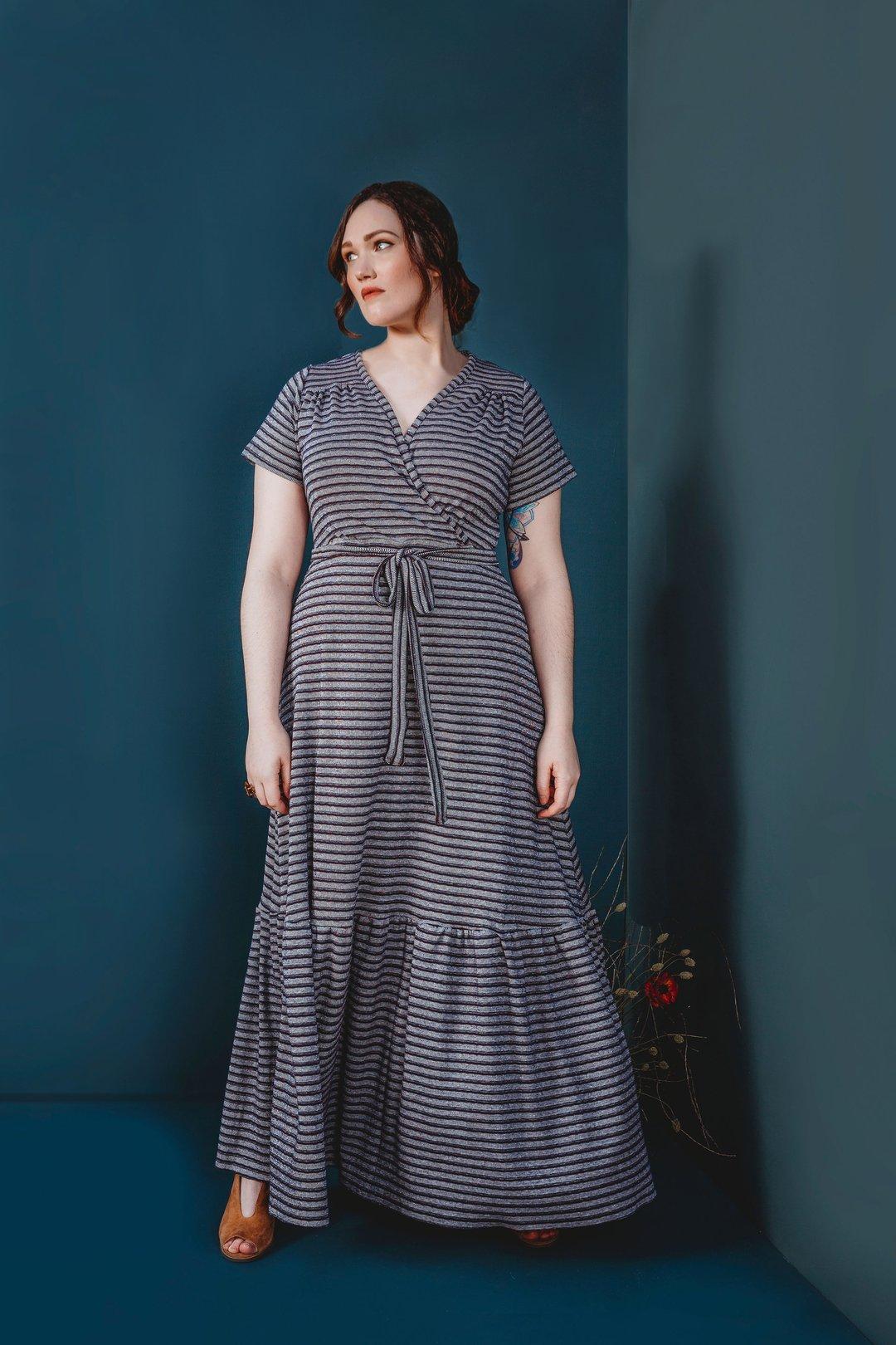 Friday Pattern Company Westcliff Dress Sewing Pattern