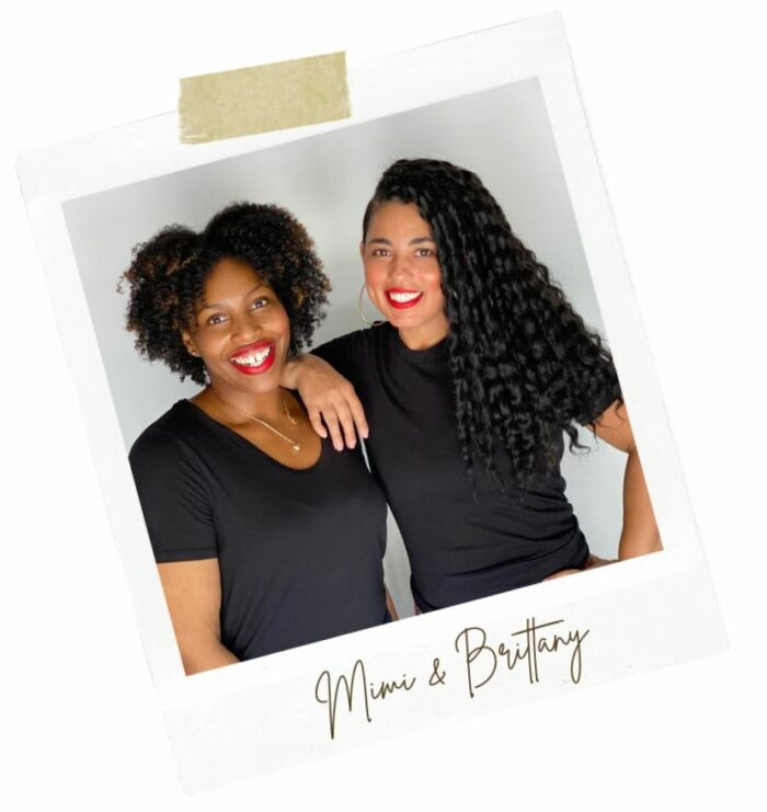 Brittany Jones and Mimi G. Ford