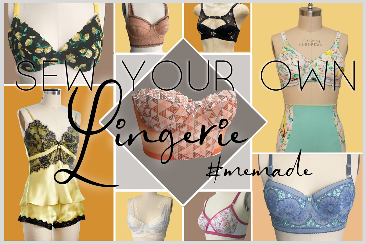 Collage of bra images from BraBuilders