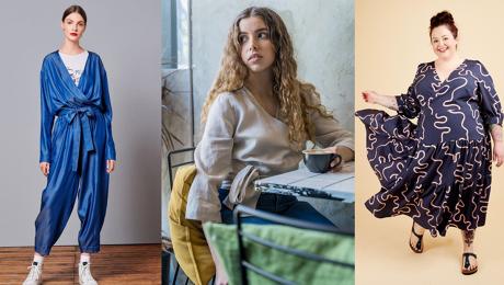 Pattern Roundup: Wrap Garments