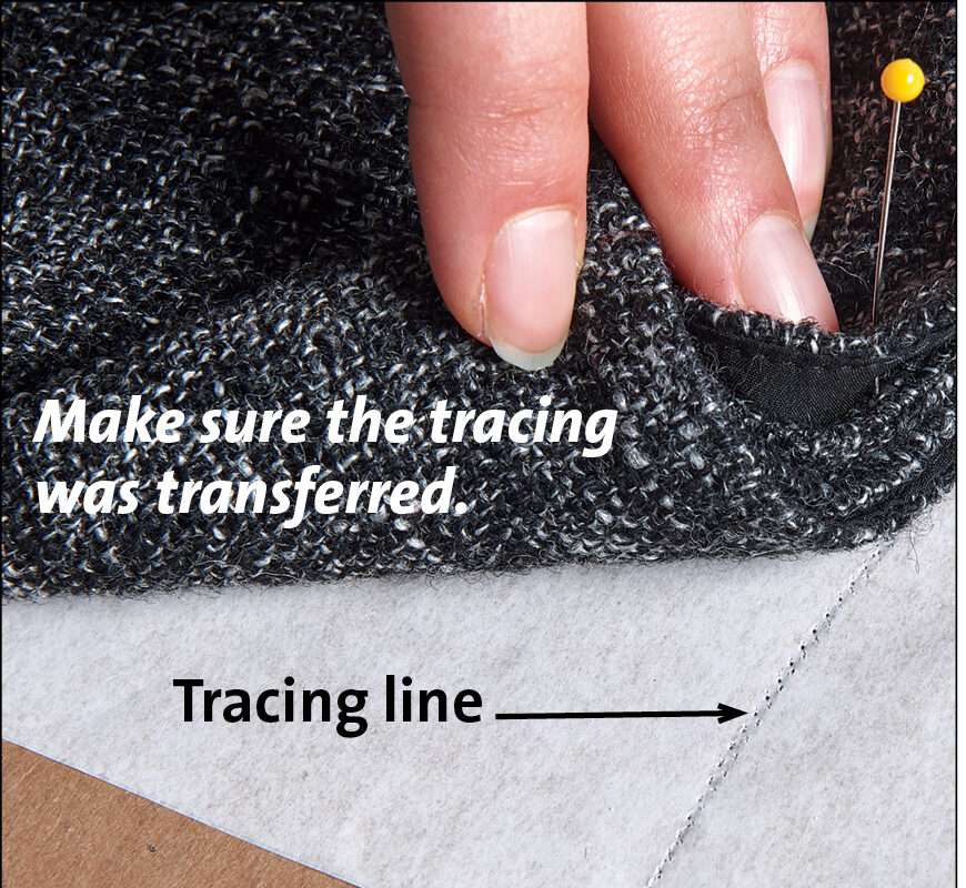 Check your tracing