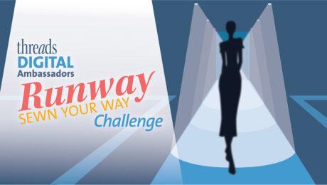Runway Sewn Your Way logo