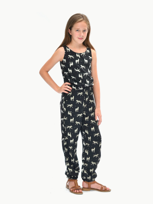 Linville Romper and Dress with pockets