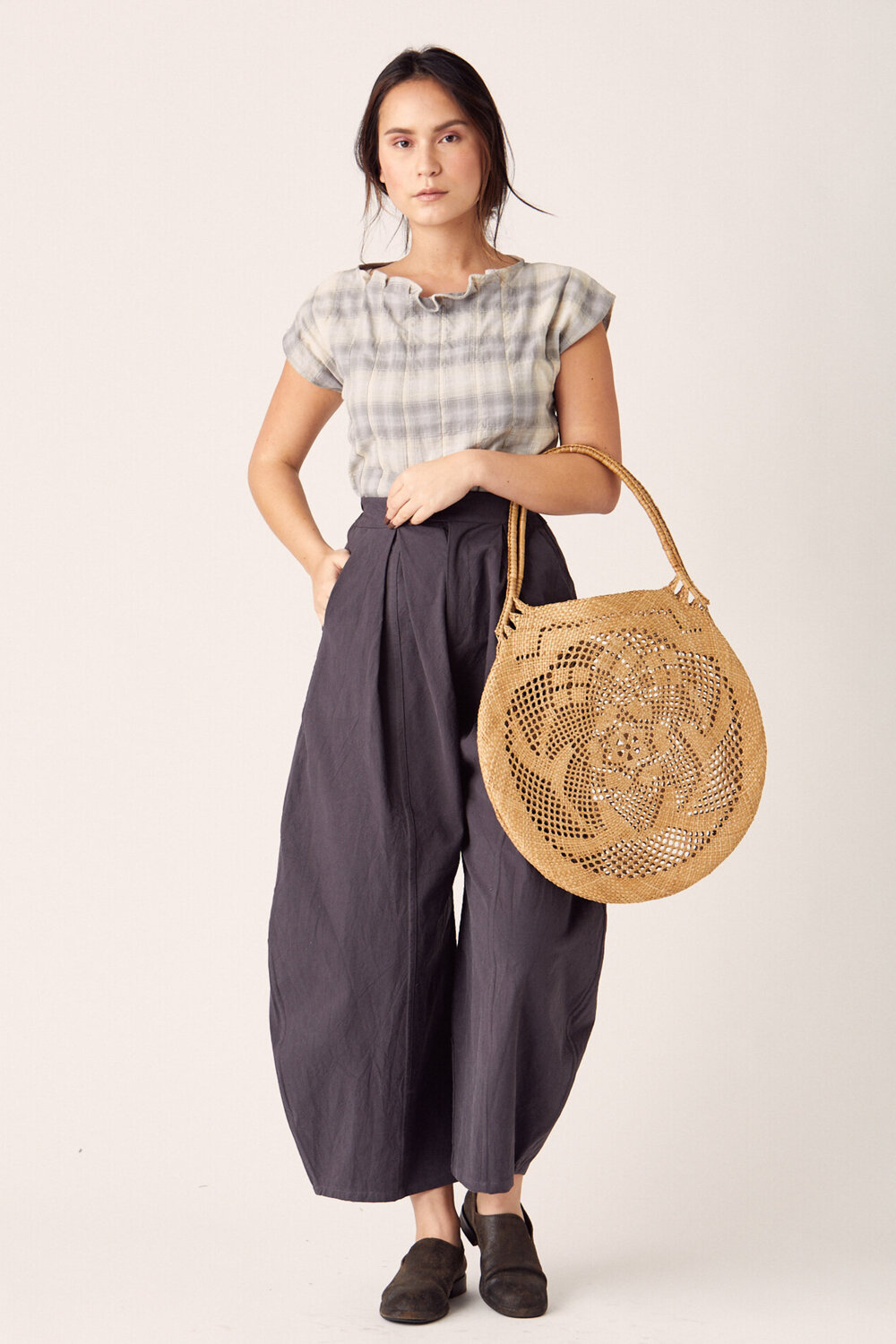 Sew Liberate Artur Pants with pockets