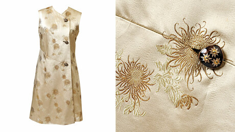 A Vintage Dress Reveals the Maker's Superior Sewing Skills