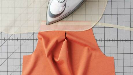 Section 2: Sew a Smooth French Binding with Stay Tape