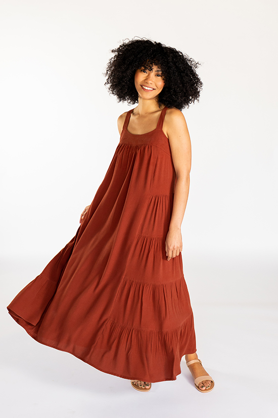 marcel dress sewing pattern