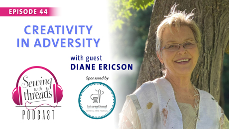 Diane Ericson on Sewing With Threads