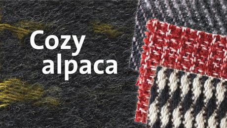working with alpaca fabrics