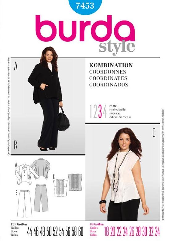 Burda and Simplicity join forces - Threads