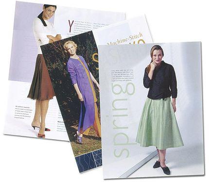 Fashion photos and illustrations