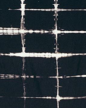 Accordion-folded fabric