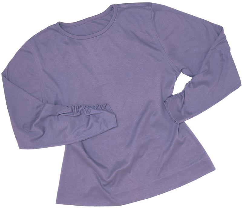 Sew a customized T-shirt