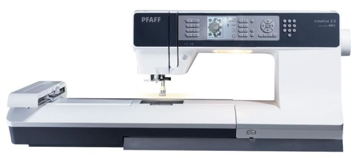 New Sewing Machines By Pfaff Threads Classy New Sewing Machine