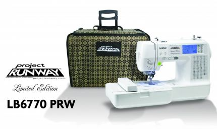 Brother Project Runway Limited Edition LB6770 PRW