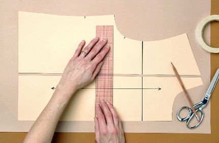 Cut-and-spread method