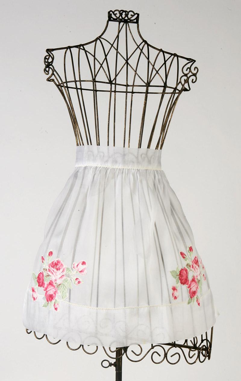 Simply sweet apron