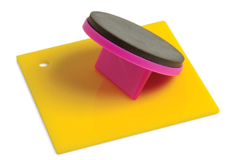 Trisharp mat smoother, Sewing Emporium mat eraser