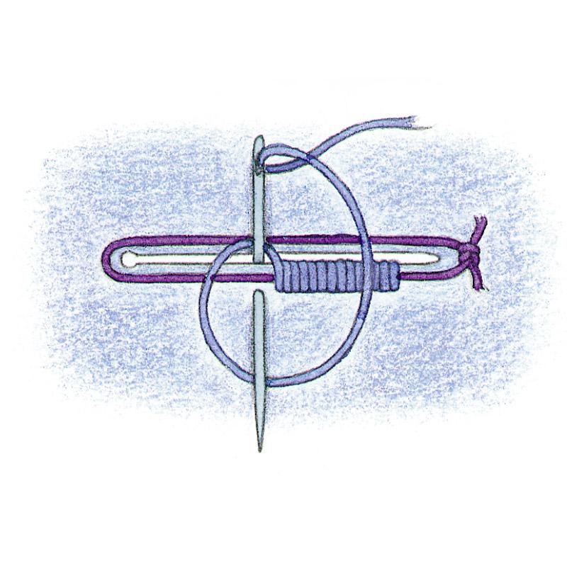 Corded buttonholes