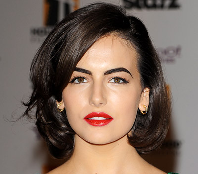 21 Celebrities Rocking Red Lipstick