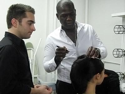 Hairstylist Errol Douglas