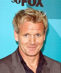 Gordon Ramsay hairstyles