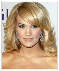 Hair Style Makeover: Bangs : Hairstyles   TheHairStyler.com
