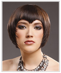 Short bold hairstyle