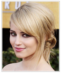 Dianna Agron hairstyles