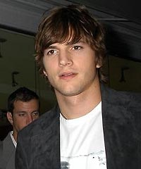Ashton Kutcher hairstyles