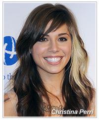 Christina Perri hairstyles