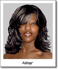 Cree hairstyles number 2