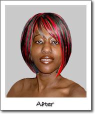Cree hairstyles number 6