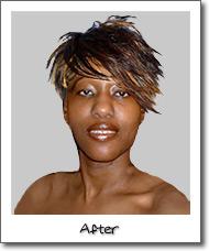 Cree hairstyles number 8