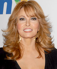 Racquel Welch hairstyles