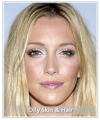 Katie Cassidy hairstyles